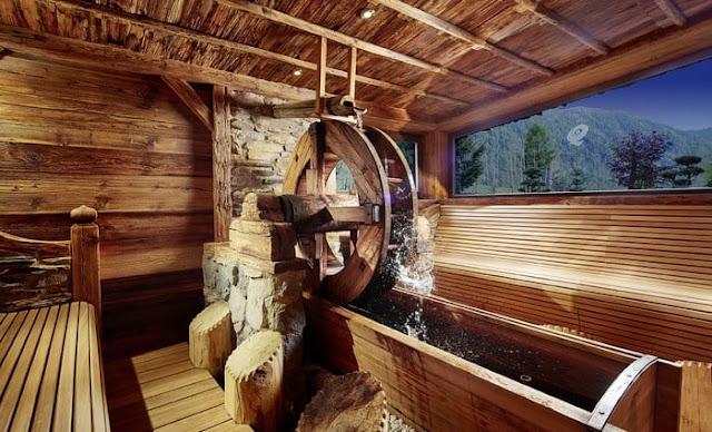 sauna mulino