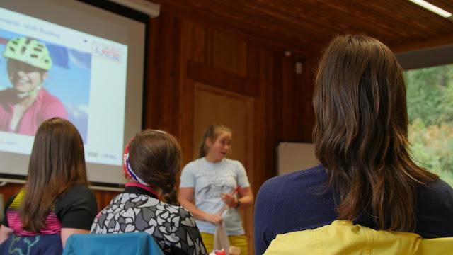 Coed Y Brenin Temtiwr women's mountain biking weekend - Tess Agnew fitness blogger