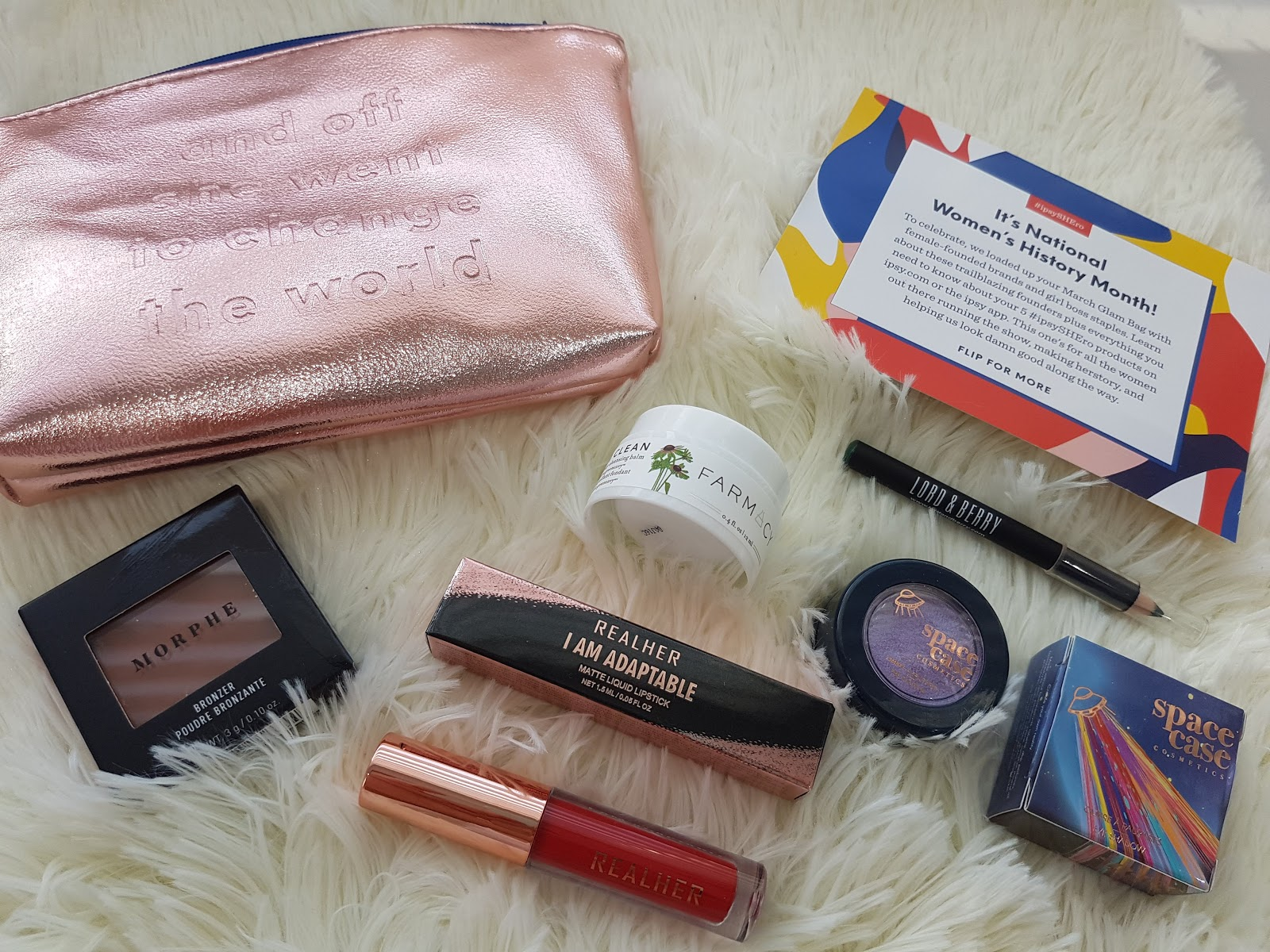 BeautywithRi&Ni: Ipsy - March 2019
