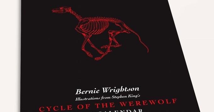 Cycle of the Werewolf: un calendario in edizione limitata delle tavole di Wrightson