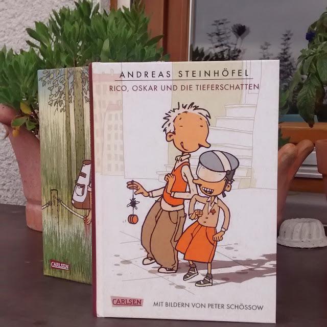 [Books] Andreas Steinhöfel - Rico, Oskar und die Tieferschatten