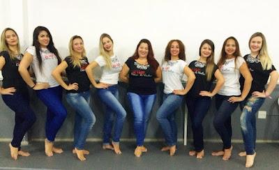 Grupo Dança do Ventre Brasil e Cia Joelma Brasil