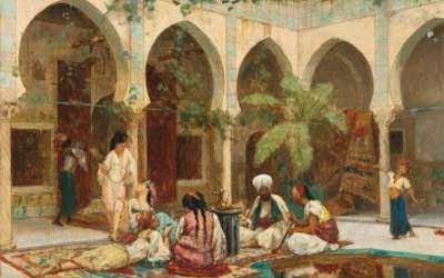 المهاجرون الأندلسيون و آثارهم بالجزائر