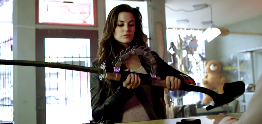 Dead Rising: Watchtower - Meghan Ory