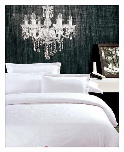 Lenjerii de pat damasc satint in dungi Hotel-Lenjerii de pat damasc-Lenjerii bumbac satinat