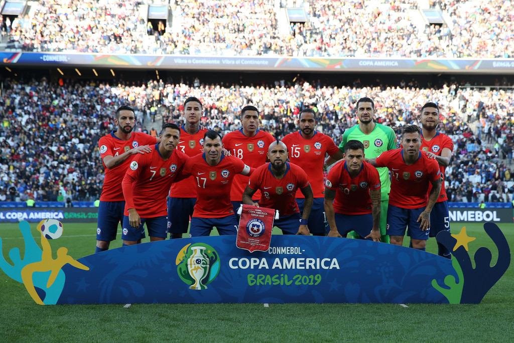 Formación de Chile ante Argentina, Copa América 2019, 6 de julio