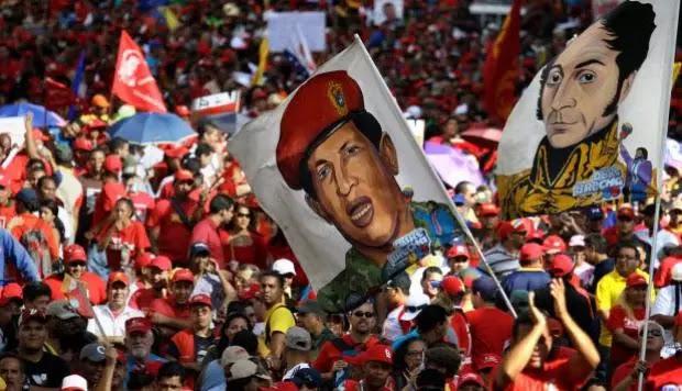 Los grupos que coexisten dentro del chavismo