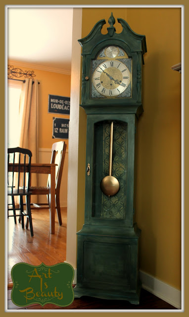 http://www.artisbeauty.net/2013/02/grandmother-clock-reveal-again-with.html