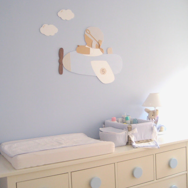 silueta infantil decoración de pared personalizada