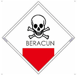 simbol b3 bahan beracun