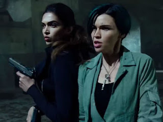 Deepika Padukone and Vin Diesel in XXX 3 Promo