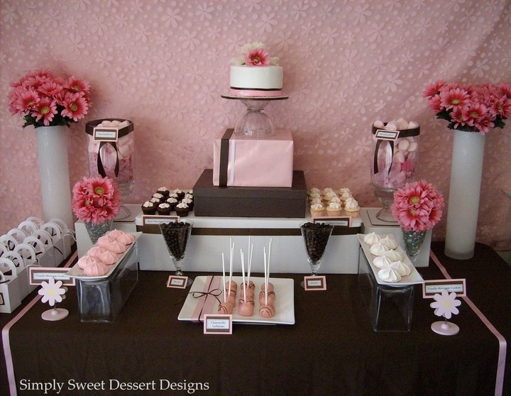 Is The Table Decor From Our Latest Baby Shower, 720x558 In 876kb