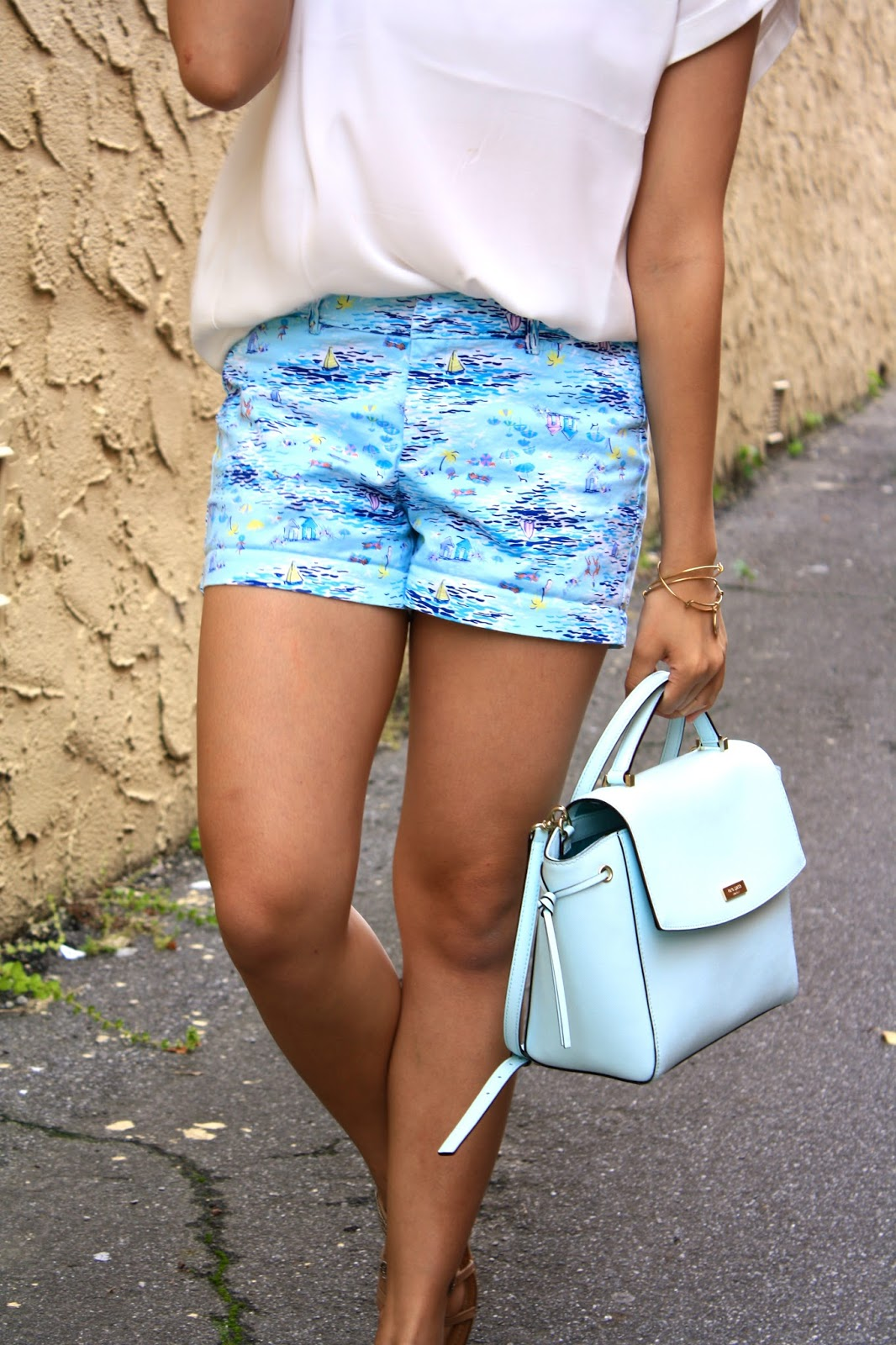 Lilly pulitzer inspired shorts