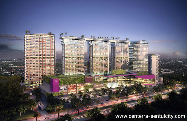 Apartemen Saffron Noble Sentul City