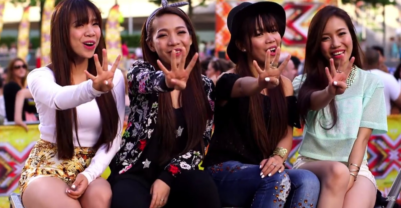 4th IMPACT, X-FACTOR UK 11