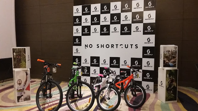 SCOTT Sports India Unveils MY 2016 Product Range in India
