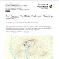Bud Bongao Data Thumbnail - Schadow1 Expeditions
