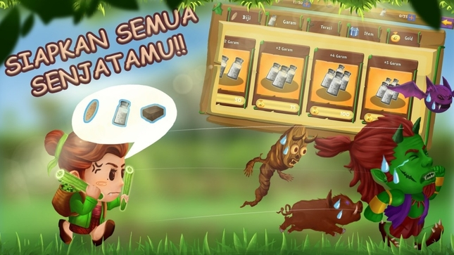 game android timun mas