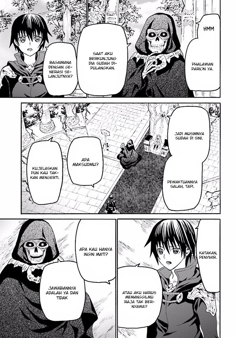 Manga Death March Chapter 24 Bahasa Indonesia
