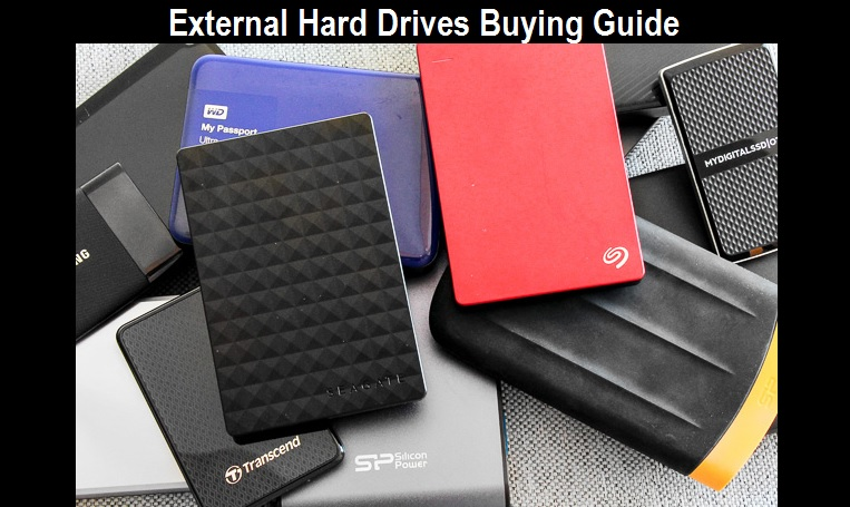 External Hard Drives Buying Guide