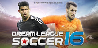 Dream League Soccer DLS 2016 Mod Apk + Data (Unlimited Money)
