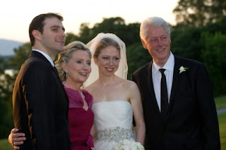 5. Chelsea Clinton & Marc Mezvinsky - $5 juta