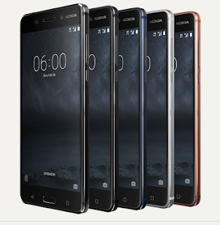 Review: Nokia 6 Latest Android Phone With Full-HD Display And Specification - 2017