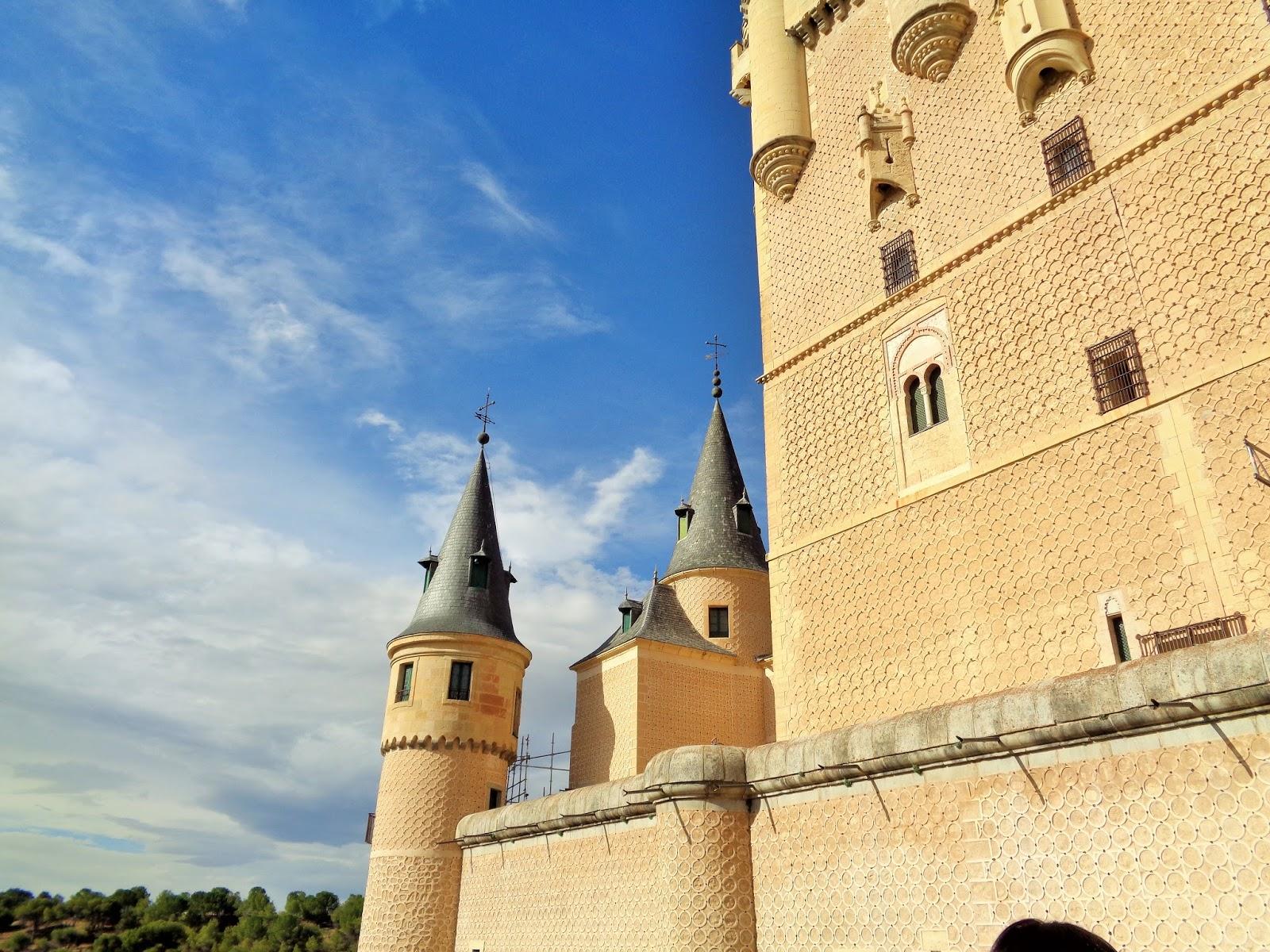 El Álcazar de Segovia