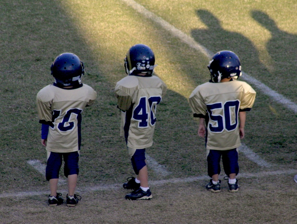 KIN140  Contemporary Health Issues: Should Children Play Contact Sports?
