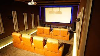 sala de cine en atrium