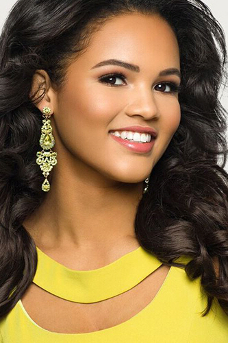 Miss Teen USA 2018 Candidates Contestants Delegates North Dakota Ashlyn Erickson