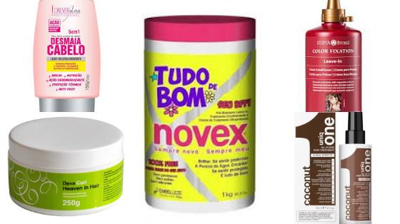 produtos de cabelo cetearyl alcohol