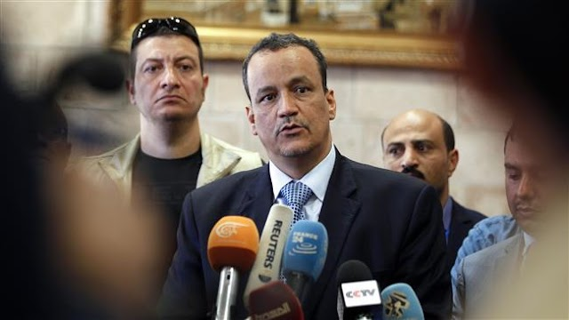 Yemen health system mangled as cholera bites: Ismail Ould Cheikh Ahmed, the special envoy of the UN secretary-general for Yemen