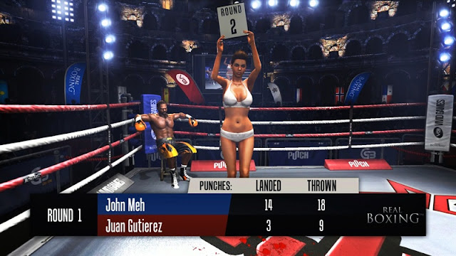 Real Boxing PC Download Photo