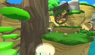 'Adventure Time' leaps 'Head' first into virtual reality with Gear VR