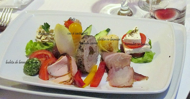 Evaluare eveniment restaurant Balad'or, Neamt
