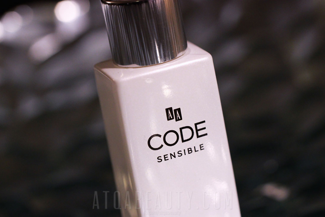 Pielęgnacja :: AA Code Sensible Serum Illuminating Power C+ [recenzja]
