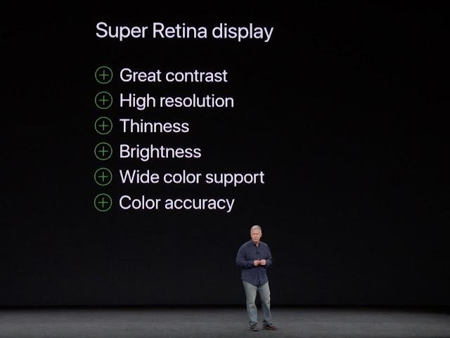 Apple chính thức ra mắt iPhone X – Sự lột xác hoàn toàn của thế hệ iPhone tương lai