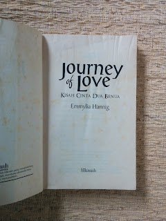 Journey of Love (Kisah Cinta Dua Benua)