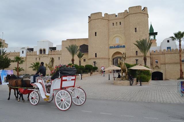 Nova Medina de Yasmine Hammamet