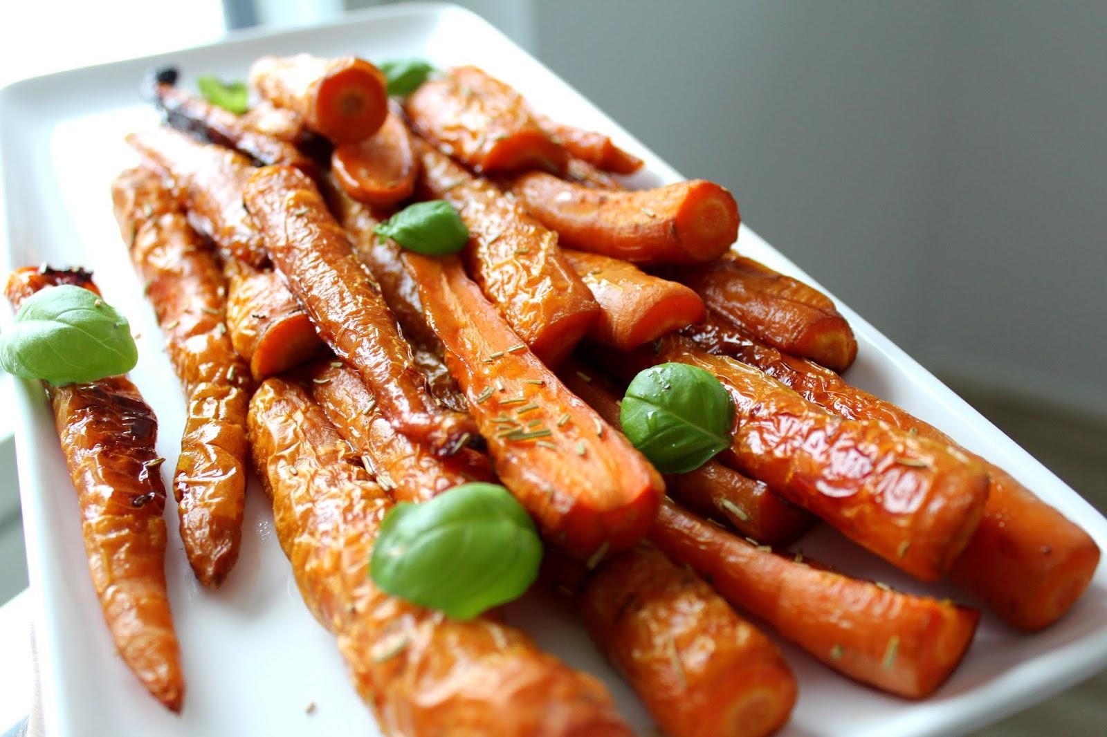 Uuni Porkkanat