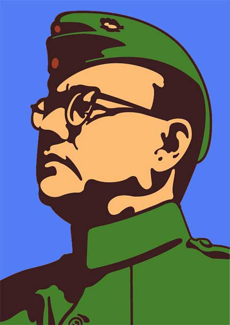 why subhash chandra bose left congress