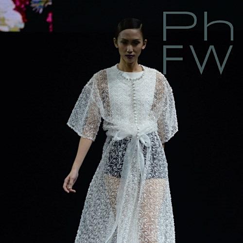 L I F E I S A J E R N I H Randall Solomon Spring Summer 2016 Philippine Fashion Week