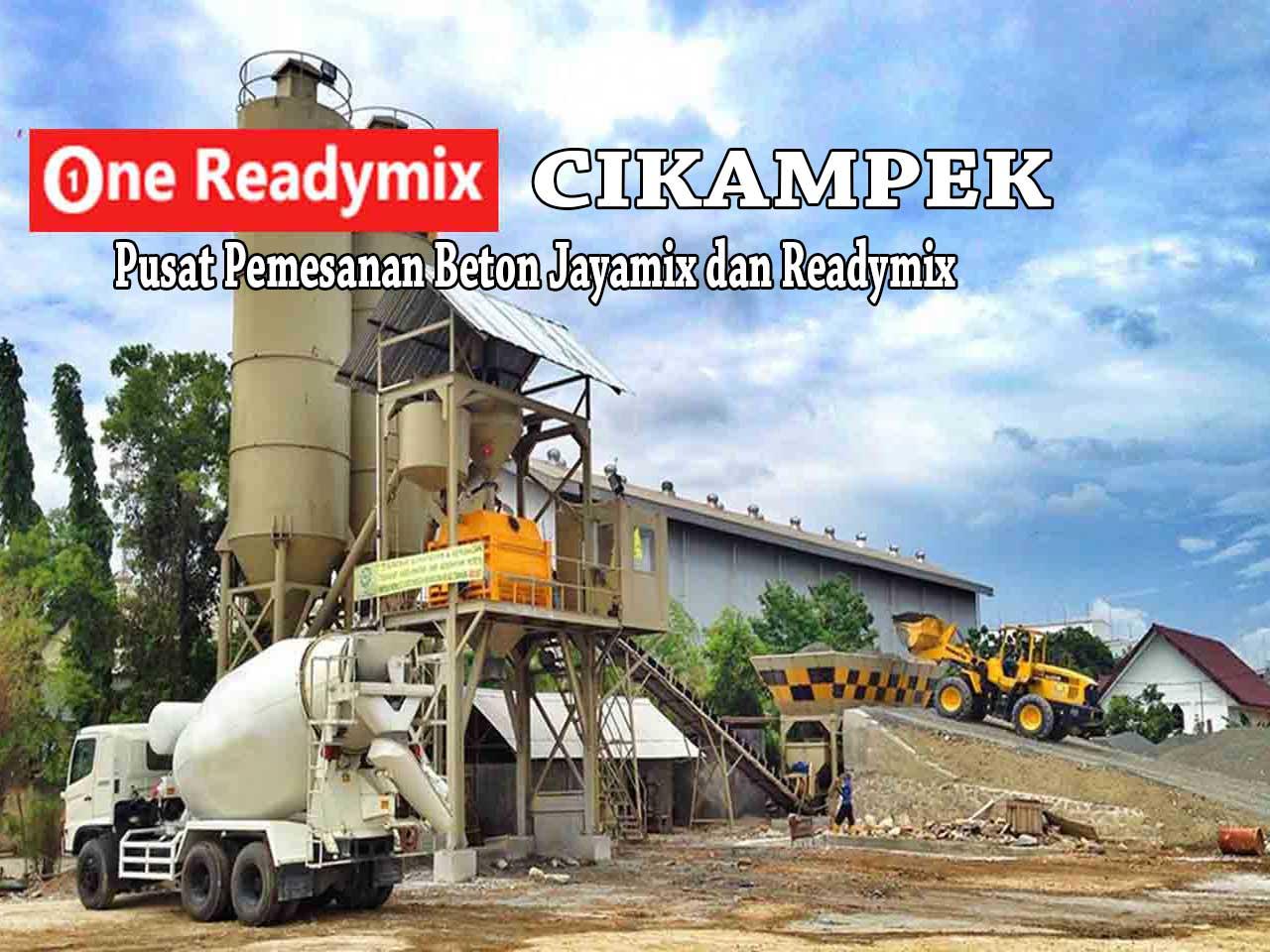 harga beton jayamix cikampek 2019