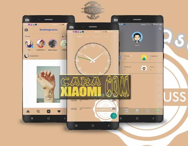 Download Themes MIUI9 Dosilaso Tema MIUI Terbaik Untuk Xiaomi Android