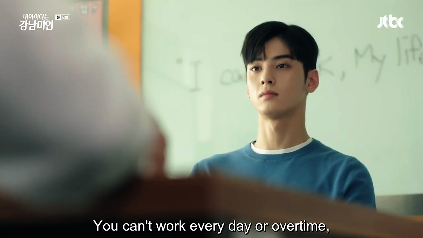 Top 32 Greatest Quotes From My Id Is Gangnam Beauty That Will