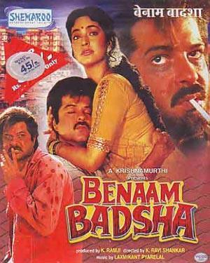 Benaam Badsha 1991 Hindi Movie Download