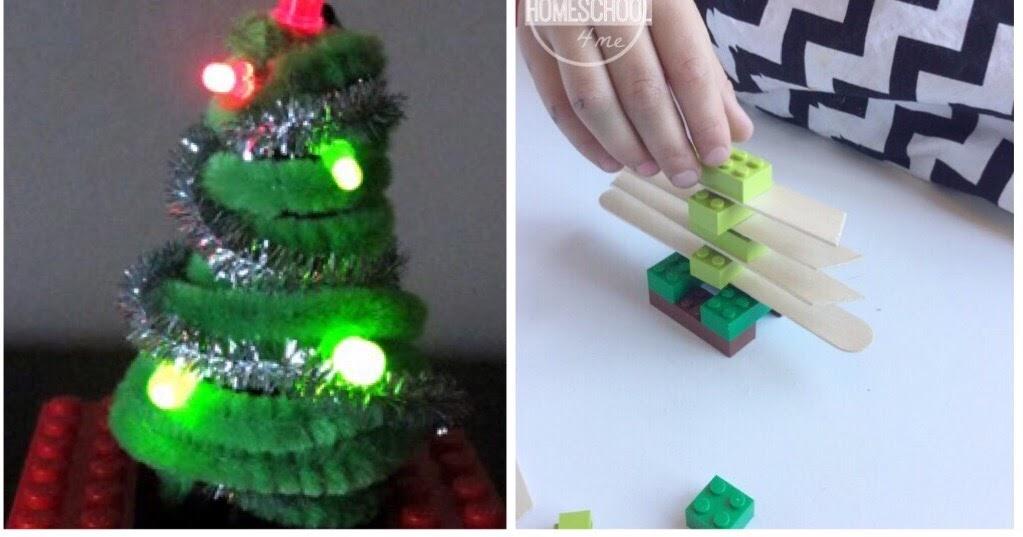 20 Amazing Christmas STEM Activities
