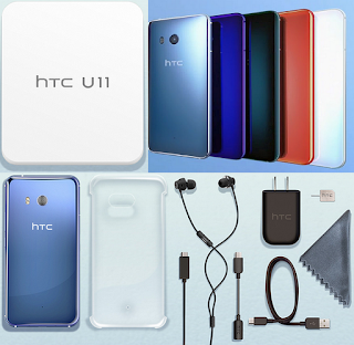 HTC U11 Manual PDF