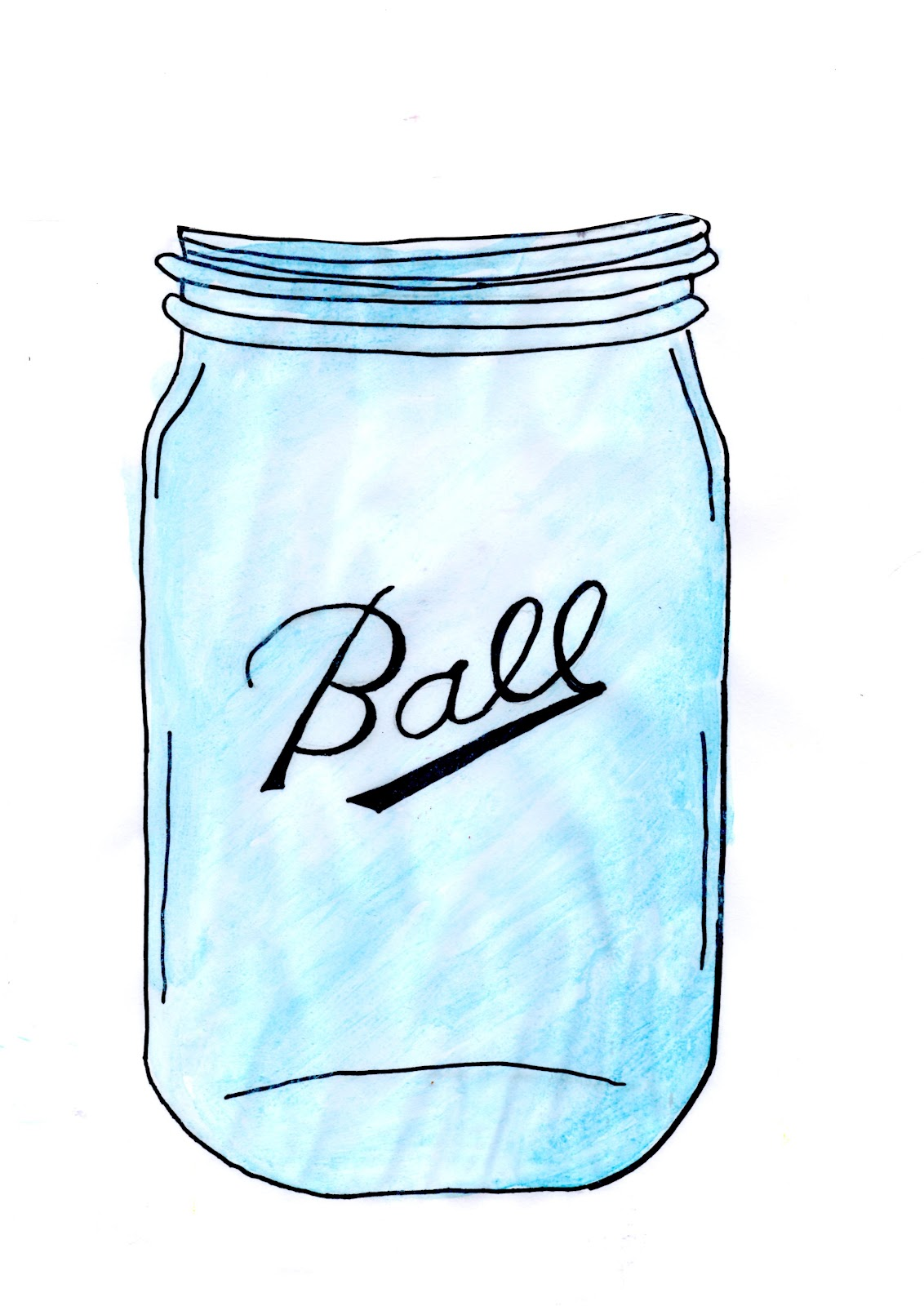 free clipart glass jar - photo #35